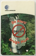 Be Alert! Drugs Hurt! 315CDMA - Dominica
