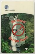 Be Alert! Drugs Hurt! 315CDMA