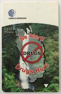 Be Alert! Drugs Hurt! 281CDMA - Dominica