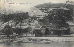 Vernon (Eure) - Côte St-Michel Et Maisons Troglodytes Dans Le Roc - Vernon