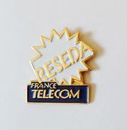 Pin´s Reseda France Telecom - Autres