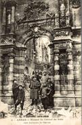 ARRAS  PORTAIL DE L HOTEL DE VILLE RUE JACQUES LE CARON - Arras