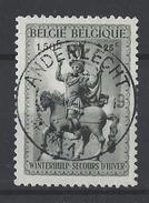 Nr 588 Centraal Gestempeld - België