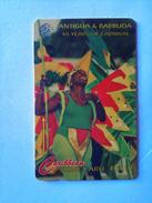 Antigua Phonecard EC$10 40th Anniv Carnival 181CATA