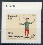 #Denmark 2010. EUROPE. Children Books. Numbered. Michel 1597. MNH(**) - Denmark