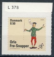 #Denmark 2010. EUROPE. Children Books. Numbered. Michel 1597. MNH(**) - Danemark