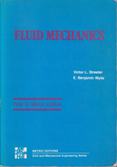 Fluid Mechanics By Victor L. Streeter (ISBN 9780070665781) - Sciences