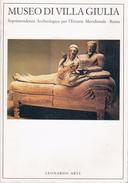 MUSEO DI VILLA GIULIA (English Edition) By Leonardo Arte (ISBN 9788878135093) - History