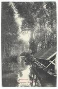 CPA  - BRIARRE, LAVOIR SUR L' ESSONNE - Loiret 45 - Circulé 1912 - Briare