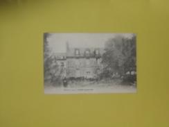 Cpa  NOIZAY    (I.et.L.) . ANZAN.  Facade Midi - France