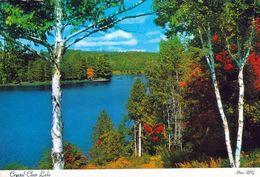 1 AK Kanada New Brunswick * Der Crystal Clear Lake Bei Boiestown *