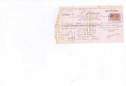 L AFRICAINE - Bills Of Exchange