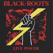 BLACK ROOTS - Live Power - CD - NUBIAN RECORDS - REGGAE - Jacob MILLER - Reggae