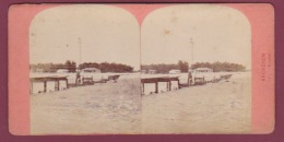 33 - 150417 - PHOTO STEREO - ARCACHON - Le Phare - Stereoscopic