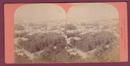 33 - 150417 - PHOTO STEREO - ARCACHON - Vue Générale Prise Du Belvédère - Photos Stéréoscopiques