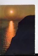 U667 POSTCARD: > NORGE, NORWAY, NORBEGE: Midnattsol + LONG LETTER - Norvegia