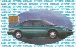 Czech Rep., Car, City Card, 200 Kc, 07.98 4000ex , 2 Scans.