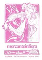 [MD1033] CPM - IN RILIEVO - PARMA - MERCANTEINFIERA - CARTOLINA RICORDO - BERTOLETTI - NV 1992 - Parma