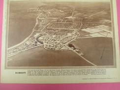Grde Image Pédagogique/31 X 24 Cm/France D'Outremer/Djibouti / G Lang/Vers 1950  GRAV218 - Sonstige