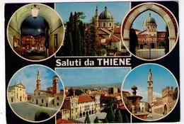 THIENE - SALUTI DA.... I  (VI) - Vicenza