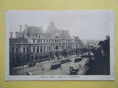 BUENOS AIRES. La Station De La Constitution. - Argentinien