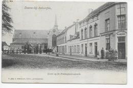 Deurne-bij-Antwerpen, Zicht Op St. Fredeganduskerk - Antwerpen