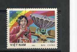 VIETNAM - Y&T N° 467° - Communications Spatiales - Vietnam
