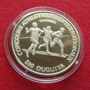 Mauritania 500 Ouguiya 1984 Runners - Mauritania