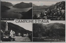 Campione D'Italia - Multiview - Oldtimer - TI Tessin