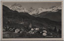 Ollon Et Les Muverans - Photo: R.E. Chapallaz No. 2571 - VD Vaud