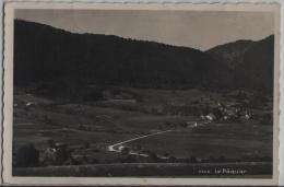 Le Paquier Neuchatel - Photo: Perrochet No. 5468 - NE Neuchâtel