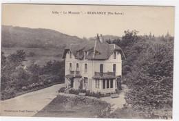 """Haute-Saône - Servance - Villa """"le Menisot"""" - Autres Communes"""