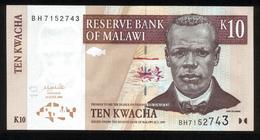 Malawi 2004, 10 Kwacha - UNC - BH7152743 - Malawi