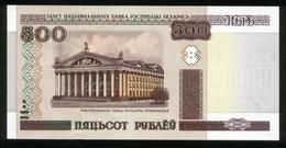 Belarus - Weißrussland 2000, 500 Rubel - UNC - Belarus