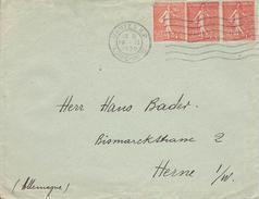 Frankreich / France - Umschlag Echt Gelaufen / Cover Used (L832) - Frankreich