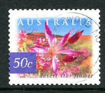 Australia 2002 Great Sandy Desert - 50c Self-adhesive - P.12½ X 13 - Used (SG 2203ad) - Usati