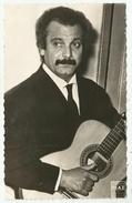 822. Georges Brassens - Photo Studio PI - Singers & Musicians