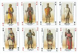 Les Armures Jeu De 52 Cartes + 2 Jokers De Charlemagne à Louis XIII  Neuf Avec La Boîte  Voir 9 Scans - Jeux De Société