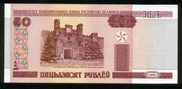 Belarus - Weißrussland 2000, 50 Rubel - UNC - Belarus