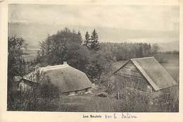 -dpts Div.-ref PP184- Haute Savoie - Le Saleve - Les Beulets Sur Le Saleve - Carte Bon Etat - - Francia