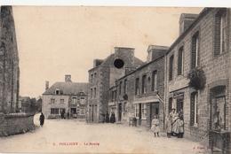 FOLLIGNY  - Le Bourg - France