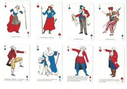La Révolution Française  Jeu De 52 Cartes + 2 Jokers Neuf Avec La Boîte  Voir 4 Scans - Jeux De Société