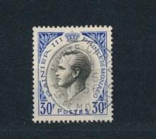 Monaco 1955 Mi: 511 Yt: 426 (Gebr/used/obl/o)(2087) - Oblitérés