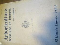 Arboriculture Fruitière En Images / 101 Planches / J Vercier/Larousse/254 Pages /Vers 1907      LIV115 - Garden