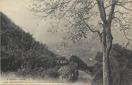 -dpts Div.-ref PP185- Haute Savoie - Monnetier - Saleve - Sommet Du Pas De L Echelle - Tramaway - Tramways - - Autres Communes