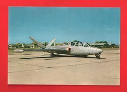 "Avions -  Potez ""FOUGA MAGISTER C M 170"" - Biplace Léger D'entraînement - (210) - - 1946-....: Moderne"