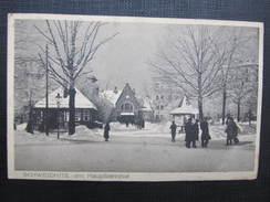 AK SCHWEIDNITZ Bahnhof 1940// D*23899 - Schlesien