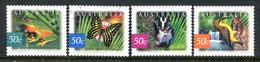 Australia 2003 Rainforest, Daintree National Park - Self-adhesive - P.12½ X 13 - Set Used (SG 2277c-2280c) - Usati