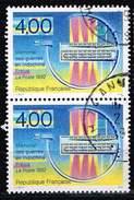 Frankreich 1992, Michel# 2791 O Memorial Wars In Indochina - Necropolis Of Frejus - Frankreich
