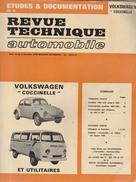 """Revue Technique Automoblile ( RTA ) - Volkswagen """" Coccinelle """" Et Utilitaires- 1974 - Auto"""